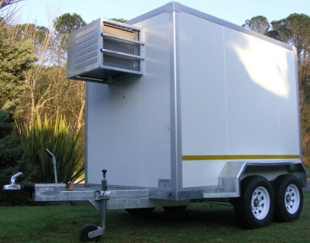 Mobile Chillers & Mobile Freezer for Sale