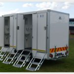Portable toilets for Function