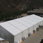 Warehouse Frame Tents