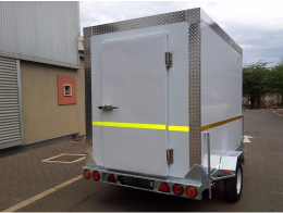 Mobile Chillers Freezers